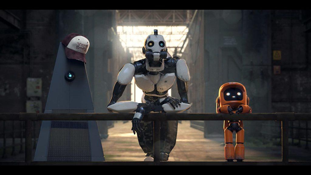 «Любовь. Смерть. Роботы»