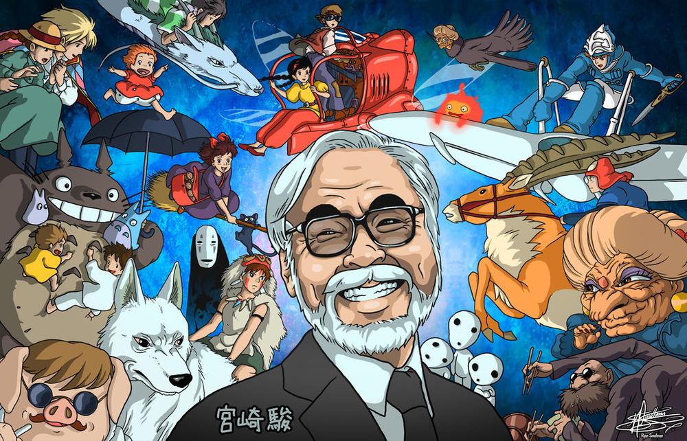 animation master hayao miyazaki retires from feature filmmaking header1