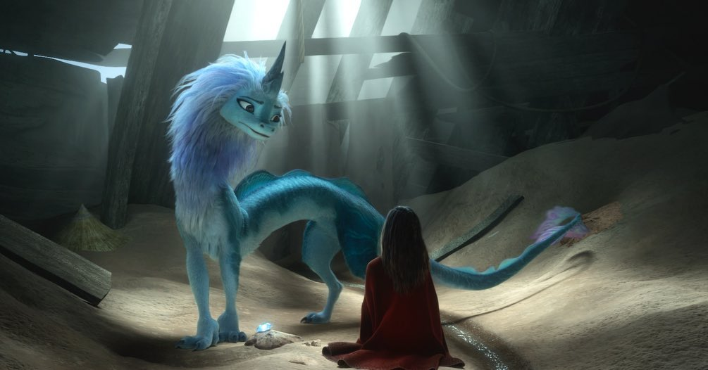 Райя и последний дракон
